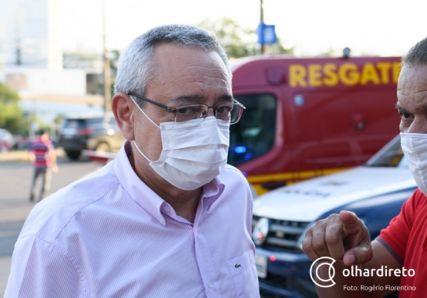 Secretário é arrolado como testemunha em ação sobre fraude na trincheira Mário Andreazza