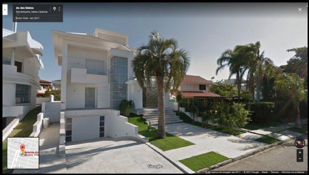Silval Barbosa diz que mansão em Jurerê foi invadida pelo empresário Valdir Piran em cobrança