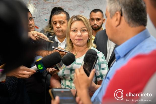 Selma afirma que PSD e Fávaro ameaçam autoridade constitucional do Senado ao pedir posse