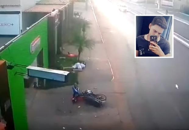 Justiça mantém prisão de homem que atropelou e matou jovem em VG