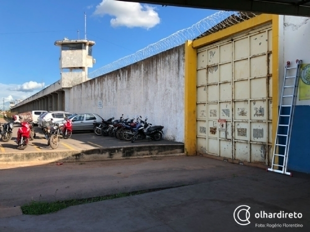 Por superlotação, Defensoria solicita interdição parcial da Penitenciária Central do Estado